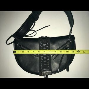 Dior Bags - Full Grain Black Hobo Bag by Christian Dior
